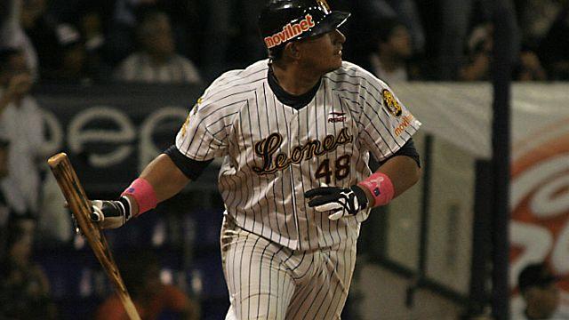 Carlos Maldonado de Leones de Caracas