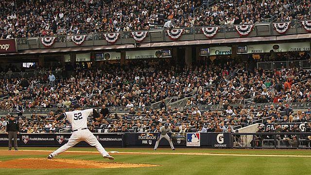 CC Sabathia, pitcher de Yankees de Nueva York