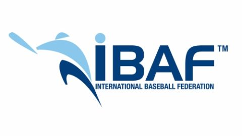 Logotipo de la International Baseball Federation