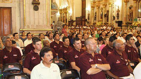 Misa de aniversario de la fundación de Culiacán