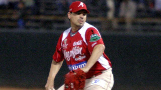 Pablo Ortega, lanzador de Venados de Mazatlán