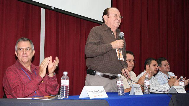 Simposium para celebrar el 50 aniversario de la llegada de Espino a la LMP