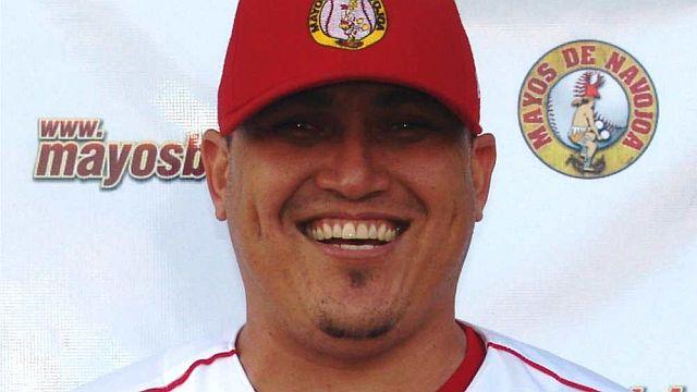 Alejandro Armenta de Tomateros de Culiacán