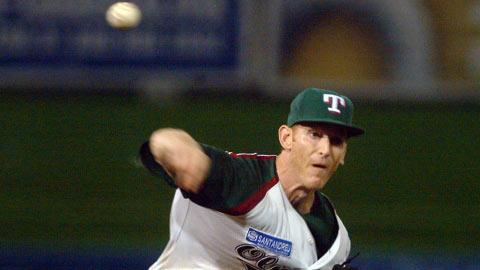 David Trahan, lanzador de Olmecas de Tabasco
