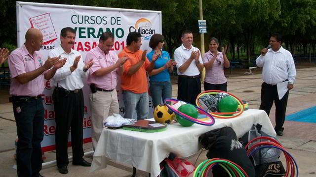 Tomateros en los Cursos de Verano STASAC 2011