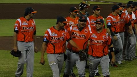 Leones de Yucatán celebran el triunfo