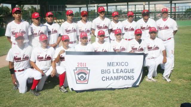 Equipo de México en Mundial de Big League