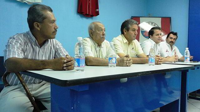 Presentación del Torneo Nacional de beisbol infantil en Mazatlán
