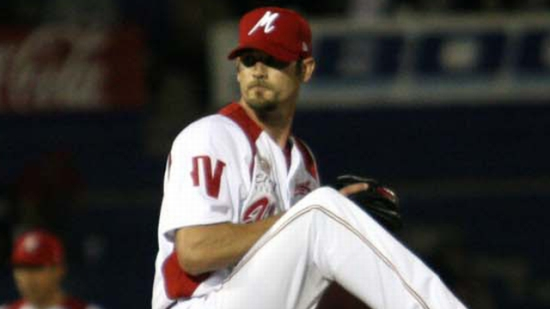 Randy Williams, pitcher de Venados de Mazatlán