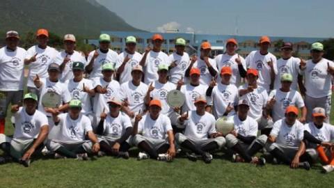 Equipo Reynosa-Laredo-Laguna, campeón de la Clase AA 2011 de la Academia LMB