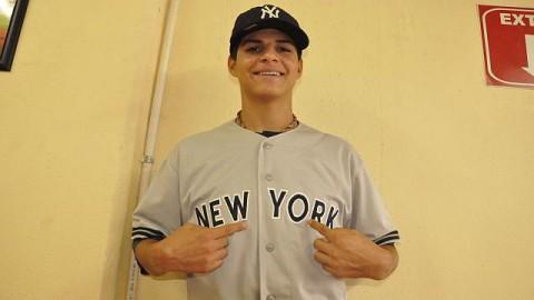 Dallas Alexis Martínez Millán firmado por Yankees de Nueva York