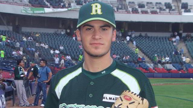 Arturo Mejía de Broncos de Reynosa