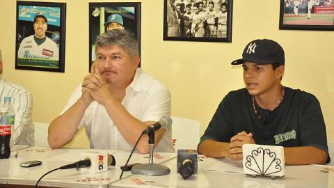 Conferencia de prensa de Broncos de Reynosa