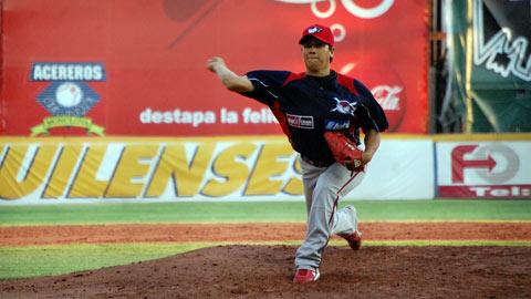 Hung-Wen Chen pitcher de Piratas de Campeche