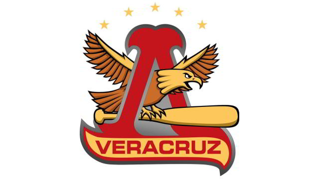 Logotipo del club Rojos del Águila de Veracruz de la Liga Mexicana de Beisbol