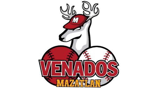 Logotipo del club de beisbol Venados de Mazatlán de la Liga Mexicana del Pacífico