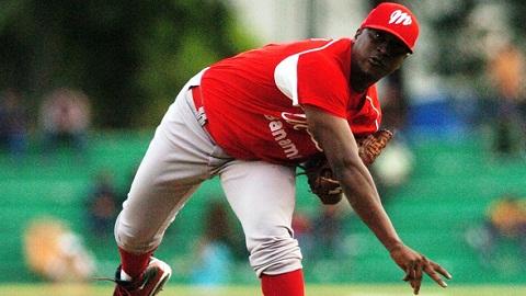 Nerio Rodríguez, pitcher de Diablos Rojos del México