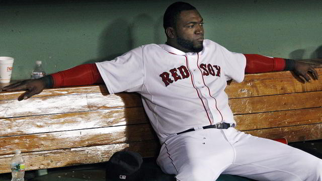 David Ortiz de Medias Rojas de Boston