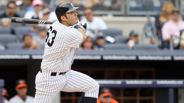 Jesús Montero de Yankees de Nueva York