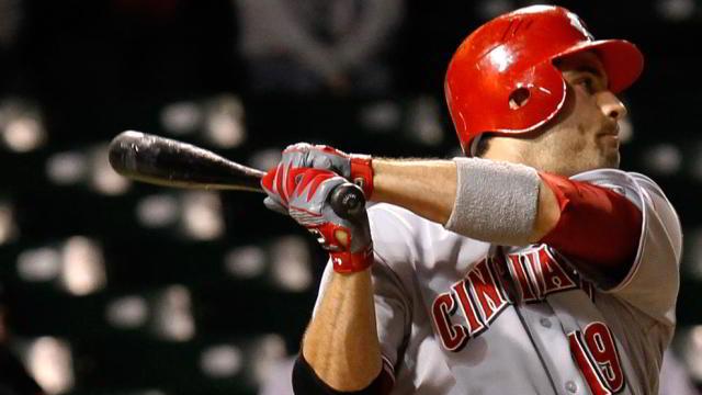 Joey Votto de Rojos de Cincinnati