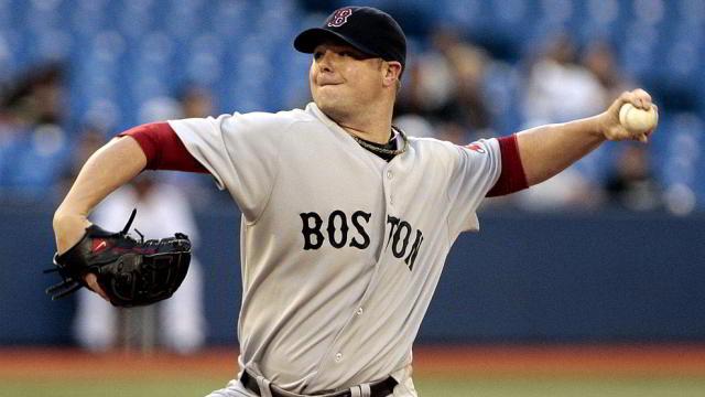 Jon Lester, pitcher de Medias Rojas de Boston