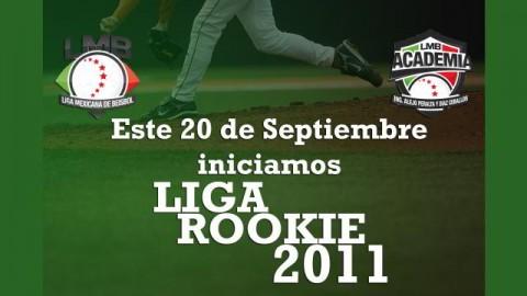 Liga Rookie 2011 de la Academia de la Liga Mexicana de Beisbol