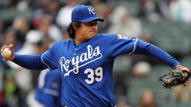 Luis Alonso Mendoza de Reales de Kansas City