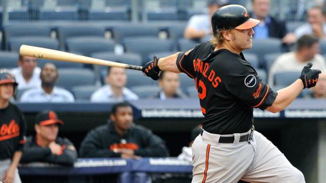 Mark Reynolds de Orioles de Baltimore