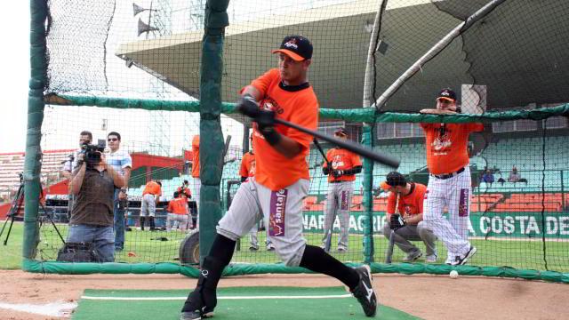 Walter Ibarra de Naranjeros de Hermosillo
