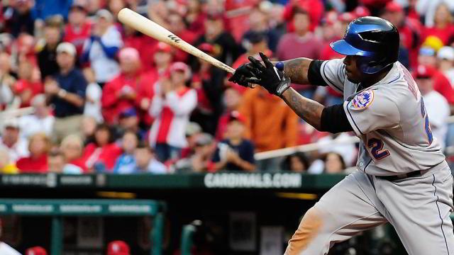 Willie Harris de Mets de Nueva York