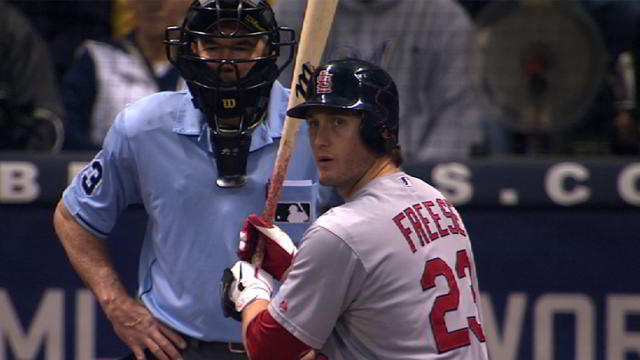 David Freese de Cardenales de San Luis
