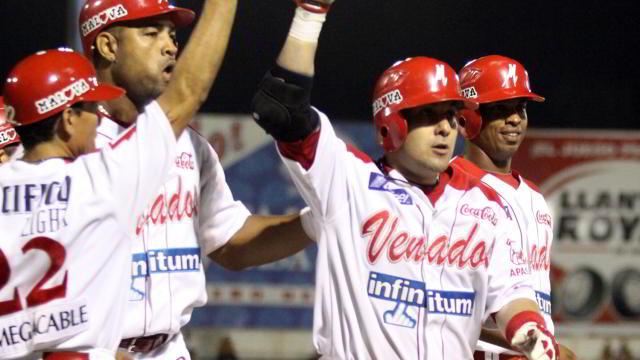 Héctor Páez de Venados de Mazatlán