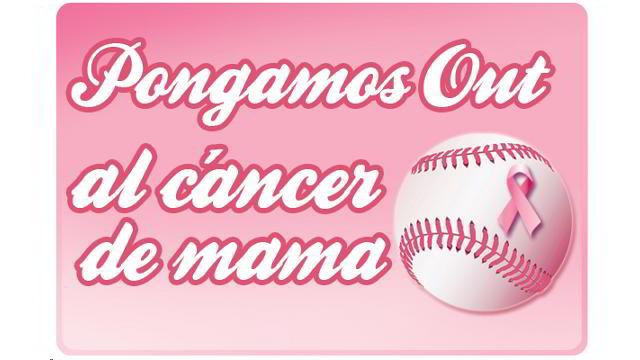 De Beisbol | Liga del Pacífico apoya campaña contra el cáncer de ...