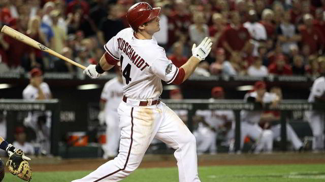 Paul Goldschmidt de Diamondbacks de Arizona