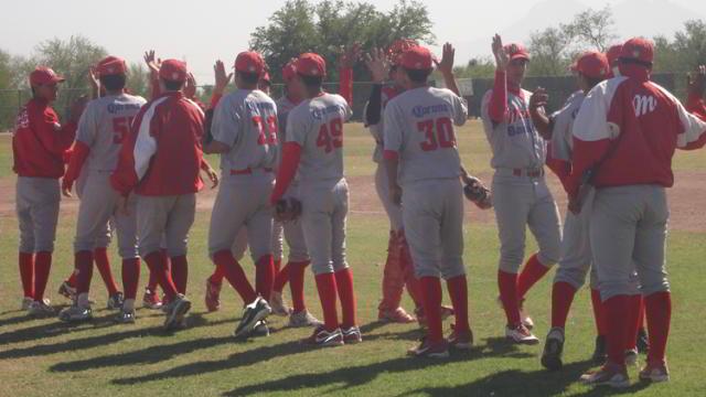 Equipo México-Oaxaca de la Liga Rookie de la Academia de la Liga Mexicana