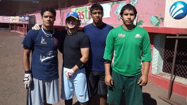 Prospectos de Liga Mexicana con Chileros de Xalapa