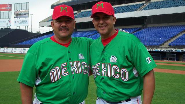 Enrique Reyes y Lino Rivera