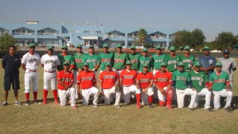 Selección Juvenil de Beisbol de México