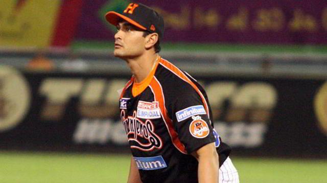 Jesse Gutiérrez de Naranjeros de Hermosillo