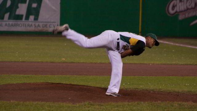Pitcher de Chileros de Xalapa