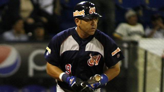 Edgardo Alfonzo de Tigres de Aragua
