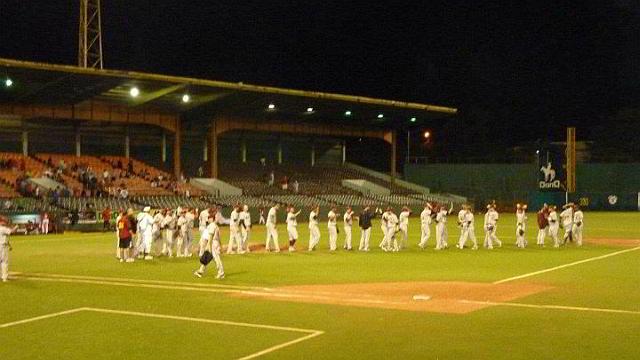 Indios de Mayagüez de la Liga de Baseball de Puerto Rico
