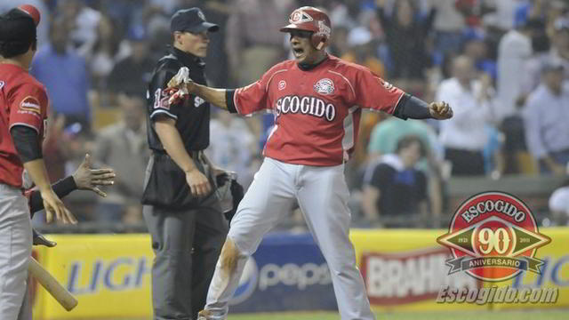 Leones del Escogido de la Liga de Beisbol Profesional de la República Domincana