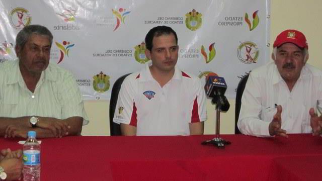 Conferencia de prensa de la Liga Invernal Veracruzana