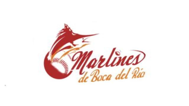 Logotipo de Marlines de Boca del Río de la Liga Invernal Veracruzana