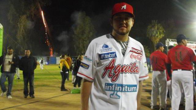 Águilas de Mexicali participando en la Copa Pumas