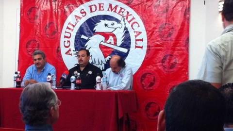 Conferencia de prensa de la presentación de la temporada 2012 de la LNM