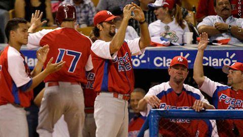 Indios de Mayagüez de Puerto Rico en la Serie del Caribe 2012