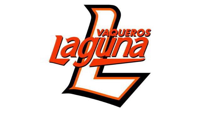 Logotipo de Vaqueros Laguna