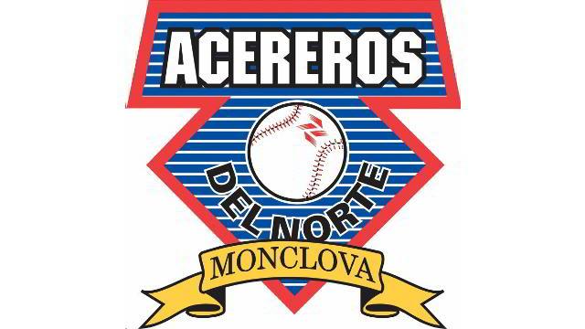 Logotipo de Acereros de Monclova en la Liga Mexicana de Beisbol